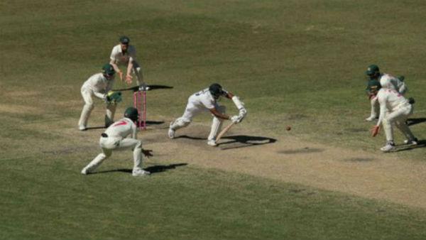 टेस्ट क्रिकेट की असल झलक