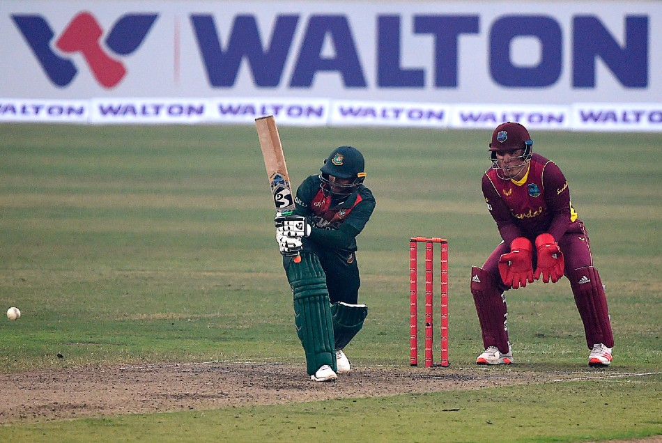 BAN vs WI: वेस्टइंडीज को रौंद ICC ODI सुपर लीग में तीसरे पायदान पर पहुंचा बांग्लादेश, 7 विकेट से जीता मैच