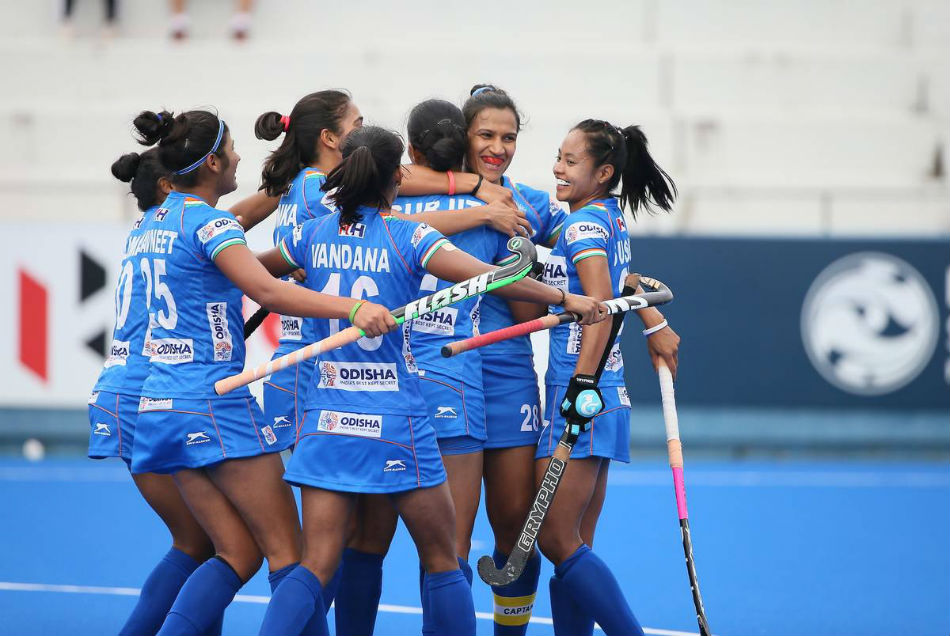 Indian Women Hockey Team Ready To Do First Tour After 13 Months Against Argentina