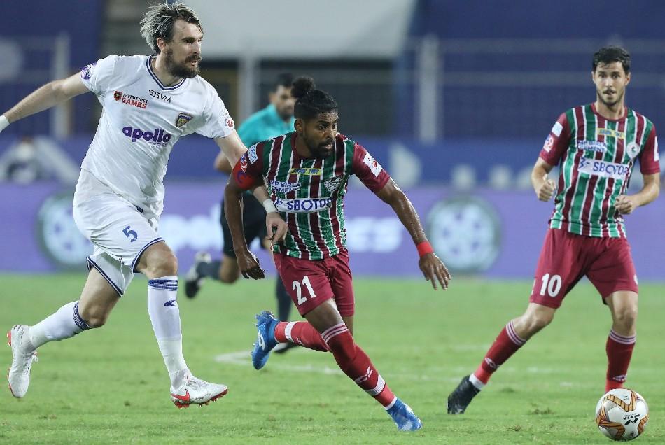 ISL 2020-21: 7वें सीजन में बरकरार है मोहन बागान का जलवा, अब चेन्नइयन को हराया