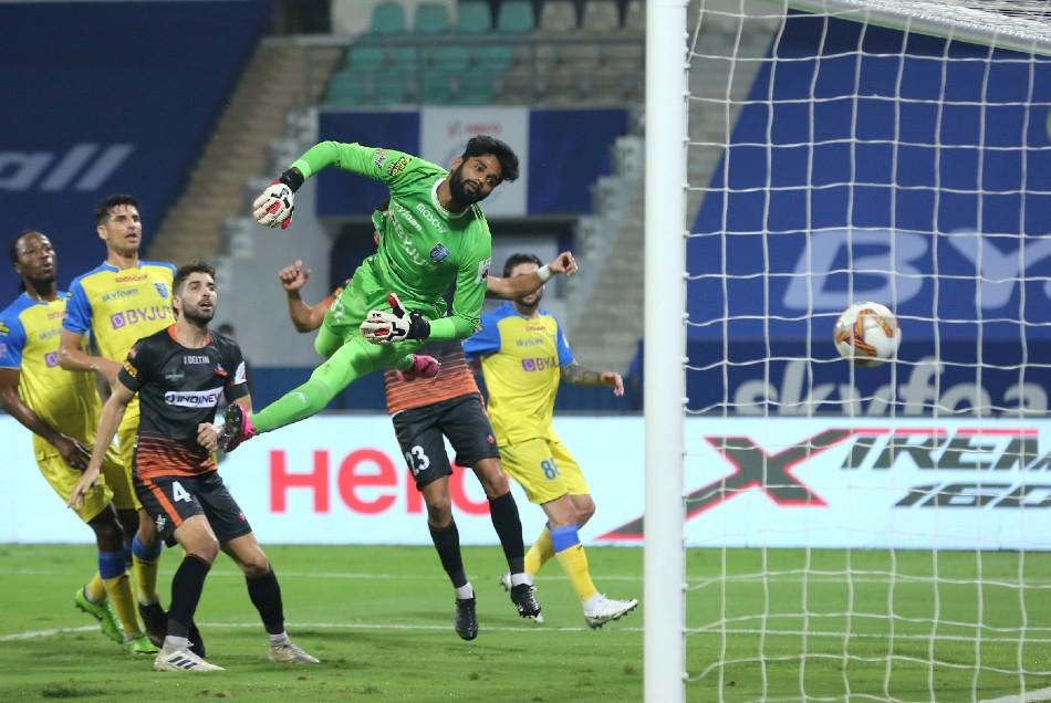 ISL 2020-21: केरला ब्लास्टर्स के डिफेंस से जीत से दूर हुई गोवा, 1-1 से मैच हुआ ड्रॉ