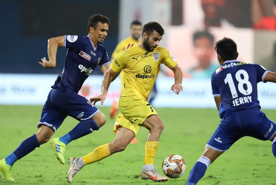 ISL 2020-21: इस्मा की पेनाल्टी ने मुंबई को हार से बचाया, चेन्नइयन के खिलाफ खेला ड्रॉ