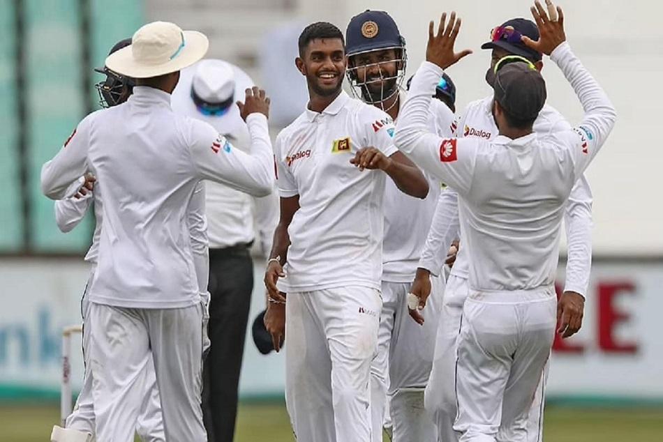 SL vs ENG : टेस्ट इतिहास में पहली बार हुआ ऐसा, श्रीलंकाई खिलाड़ी ने बनाया अनूठा रिकाॅर्ड