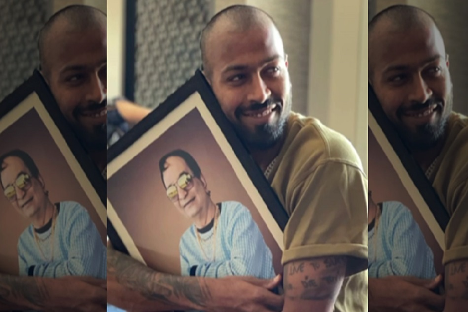हार्दिक पांड्या अपने पिता की याद में हुए भावुक, शेयर किया दिल को छूने वाला वीडियो