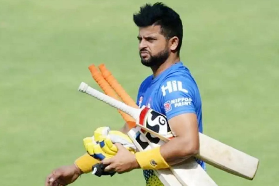 IPL 2021: Suresh Raina is in elite list of Indian batsmen, posted photo with son Rio