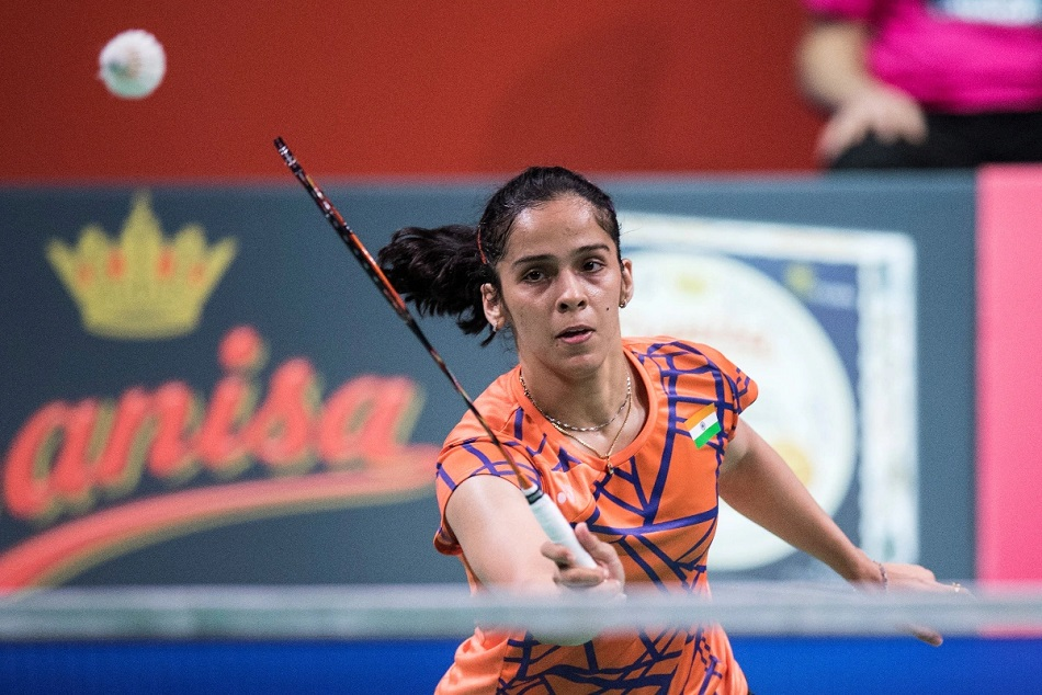 Saina Nehwal Injures Gets Retired Hurt In Her First Match