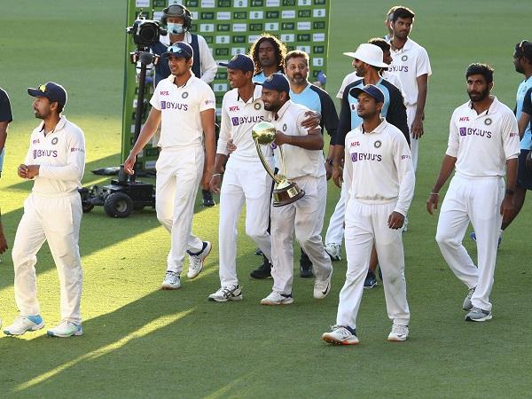 ब्रिस्बेन टेस्ट मैच के आंकड़े -