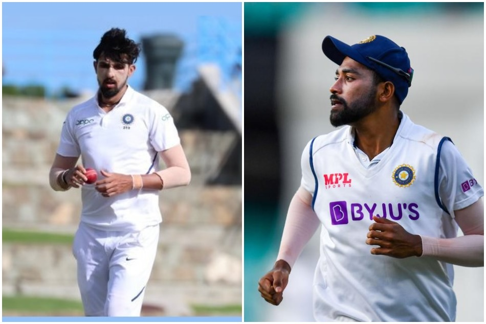 IND vs ENG: Ishant Sharma or Mohammed Siraj, Who will the bowling partner of Jasprit Bumrah