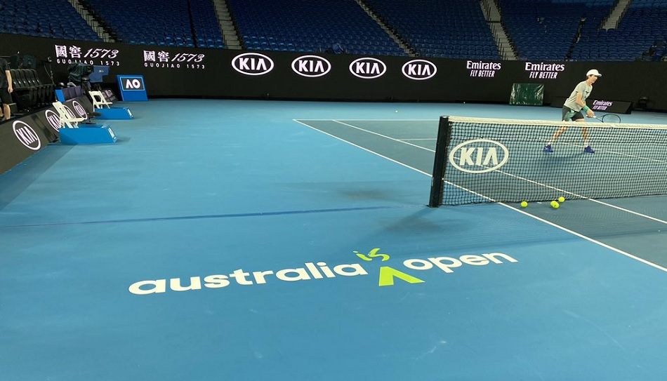 There will be no change in the schedule of Australian Open, tournament director confirmed