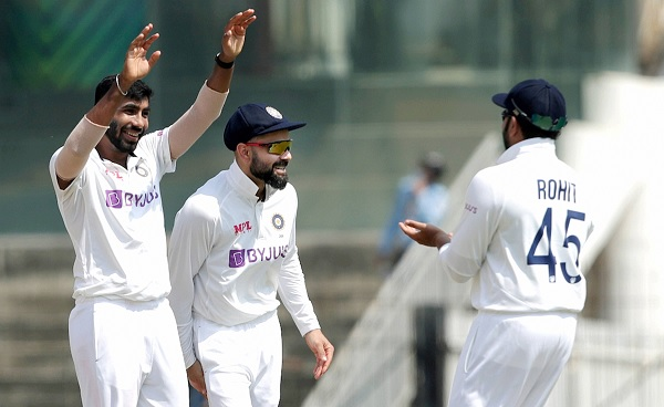 कोहली ने दूसरी पारी में 72 रन बनाए-