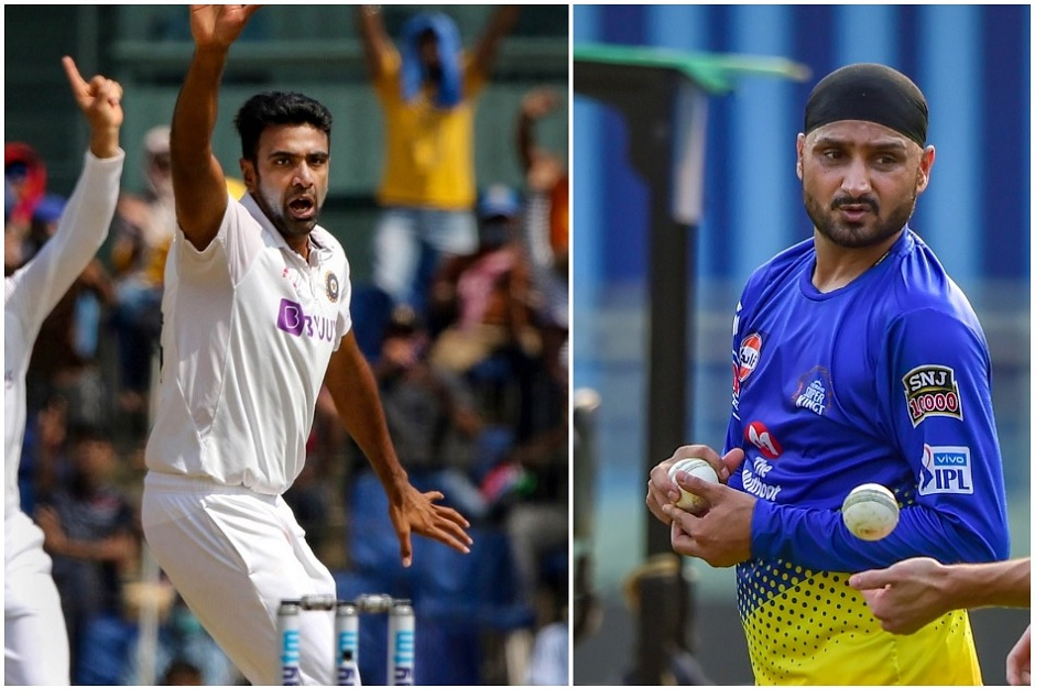 IND vs ENG: R Ashwin says sorry to Harbhajan Singh after breaking his test record