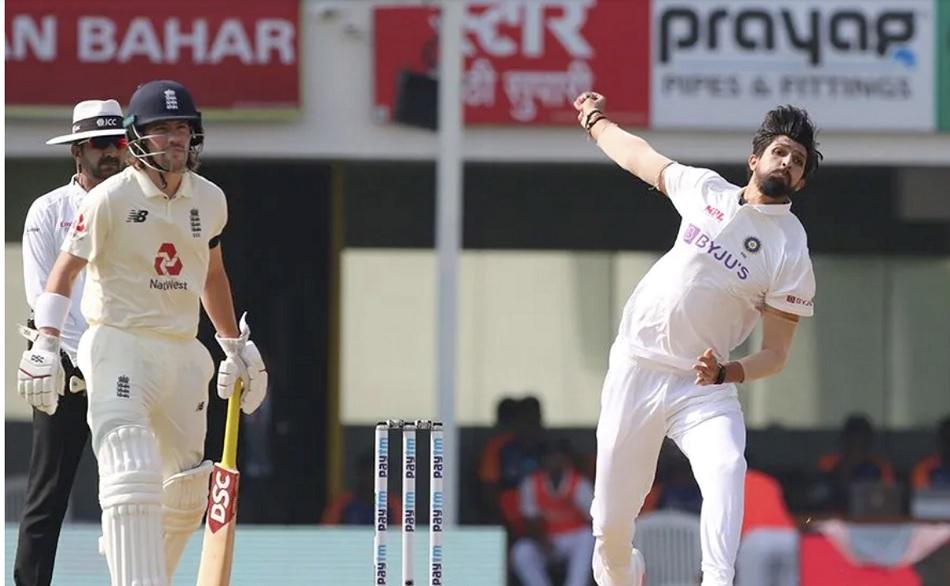 Ishant Sharma 100th test, Virat Kohli is happy on this rare achievement between modern pacers