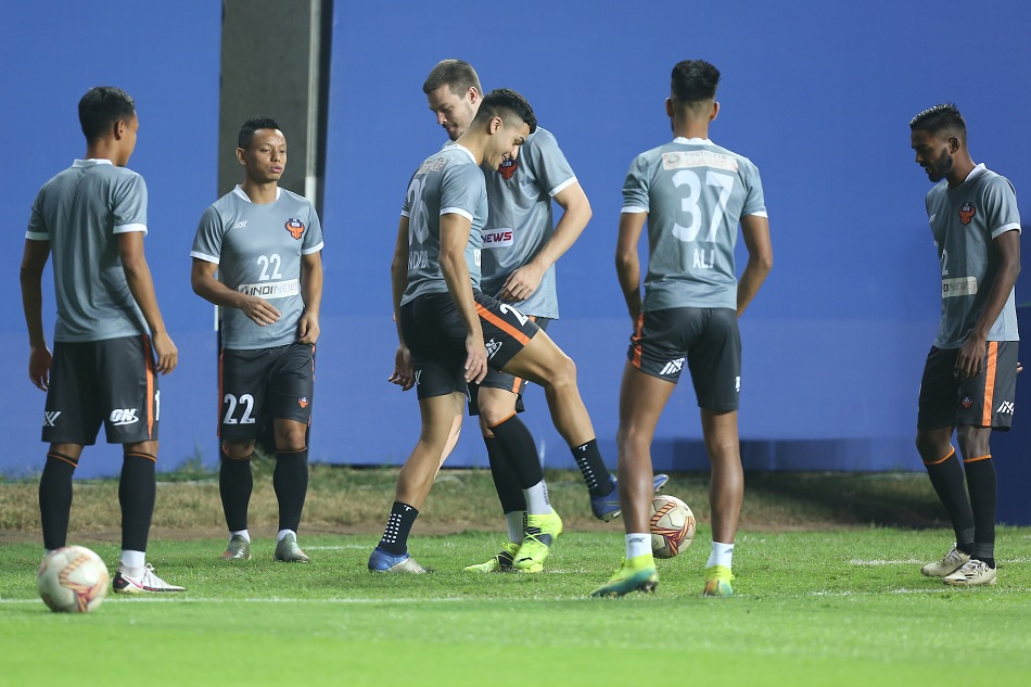 ISL 7: FC Goa hopes to convert their run of draws into wins against OFC