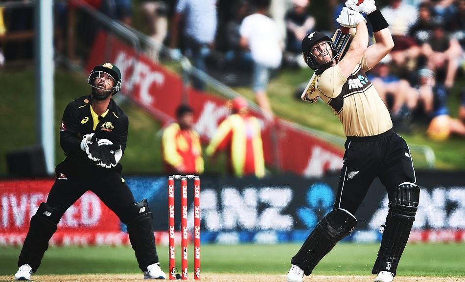 NZ vs AUS 2nd T20I: स्टोइनिस पर भारी पड़ी गुप्टिल की आतिशी, 4 रनों से जीता न्यूजीलैंड