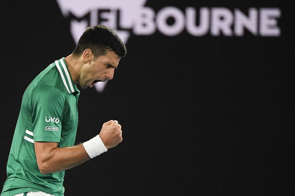 Novak Djokovic beats Daniil Medvedev, wins Australian Open title 9th time