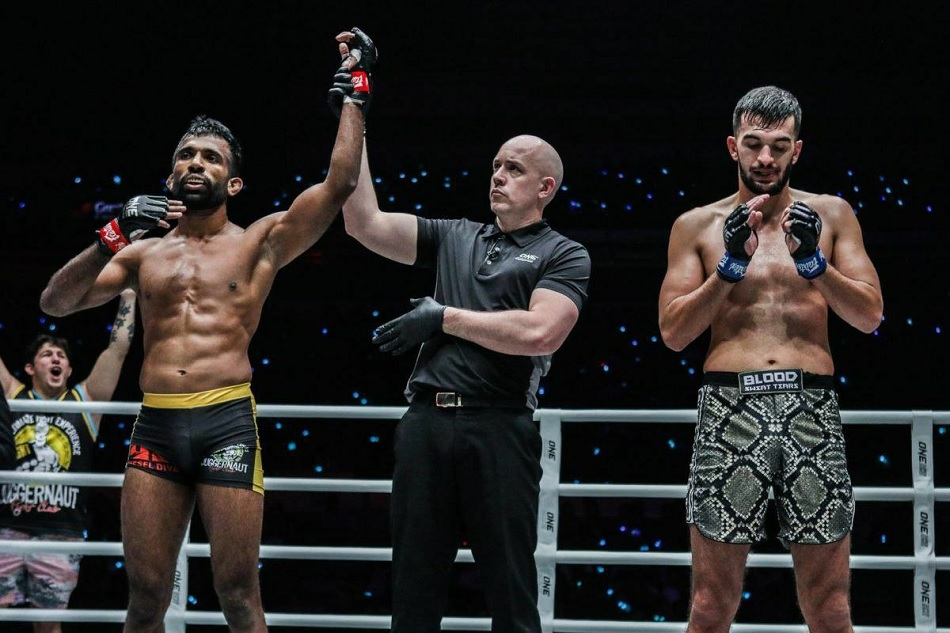 ONE: UNBREAKABLE III- Indias Rahul Raju to face Pakistans Mujtaba