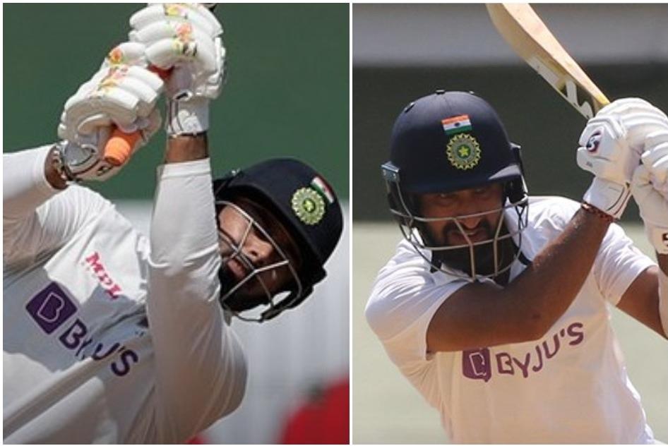 IND vs ENG: Rishabh Pant counter attack, made fast fifty with Cheteshwar Pujara