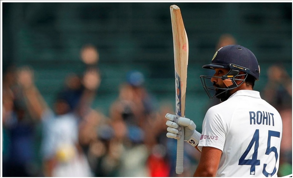 IND vs ENG 2nd Test: Rohit Sharma brilliant knock, scores 7th test century