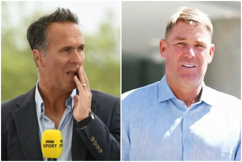IND vs ENG: Shane Warne gave a befitting reply to Michael Vaughan