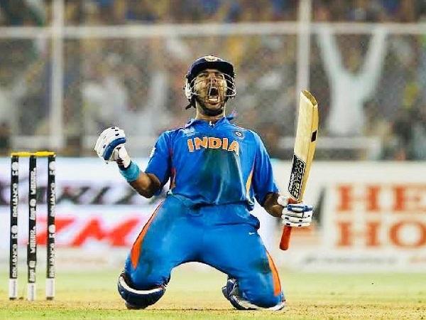 4) युवराज सिंह - 227 जीत