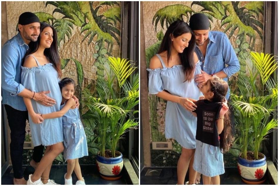 Harbhajan Singh becomes father second time, wife Geeta Basra gave huge update