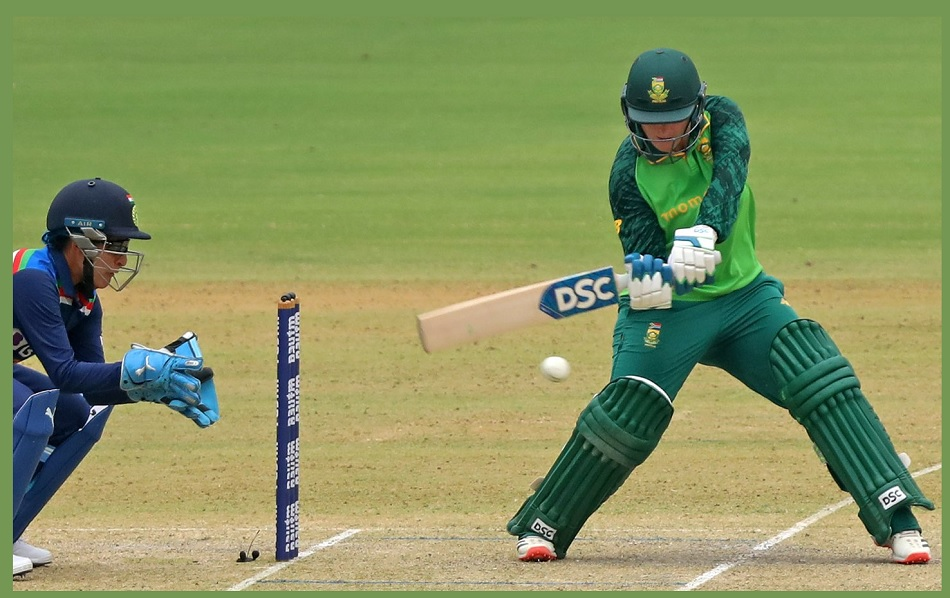 IND W vs SA W: Indian team lose in 4th ODI, South Africa won series