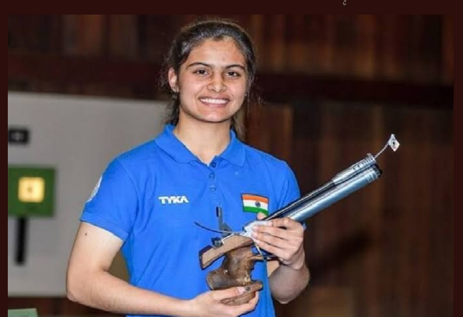 ISSF Shooting World Cup: India win gold medal in womens 10m Air Pistol team event
