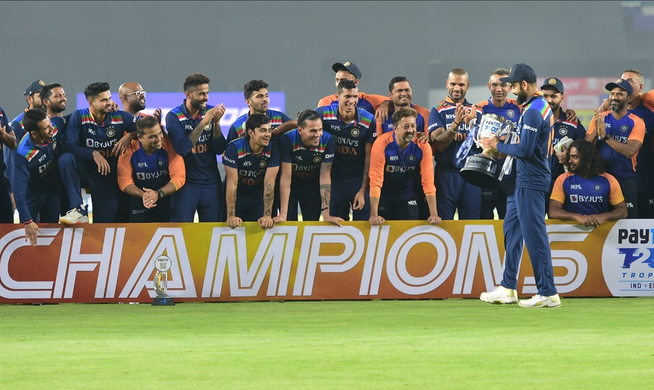 IND vs ENG ODI: Indian players will have a 4 day break offer ahead of IPL 2021