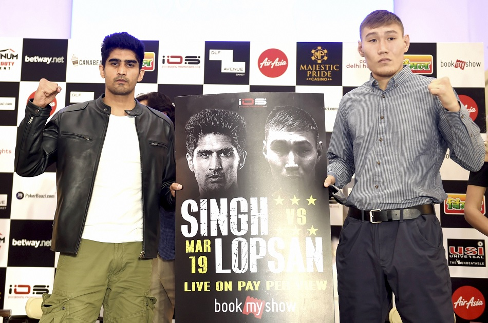 What Is Meaning For 1st Defeat As A Pro Boxer In Vijender Singh Career