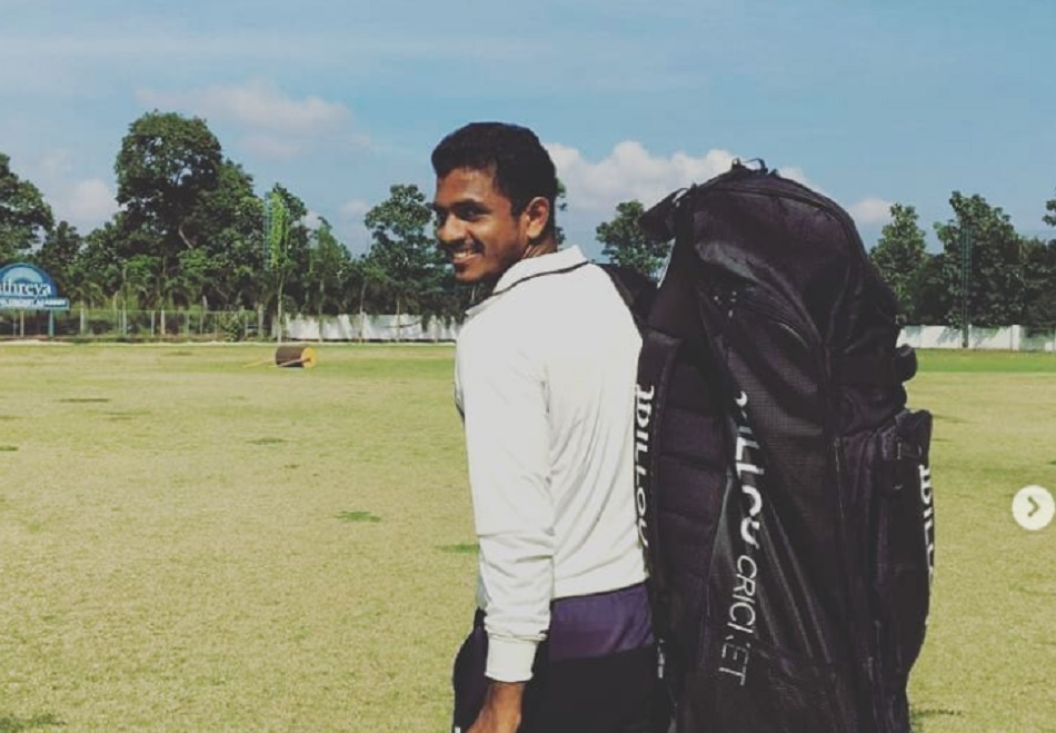 IPL 2021: Mumbai Indians found Kerala Rojith Ganesh and add him as reserve player