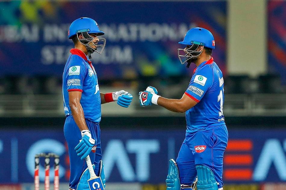 IPL 2021: Shreyas Iyer reacts on Rishabh Pant the new captain of Delhi Capitals