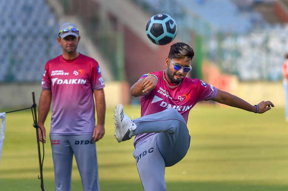 IPL 2021: Delhi Capitals coach Ricky Ponting is excited for Rishabh Pant captaincy
