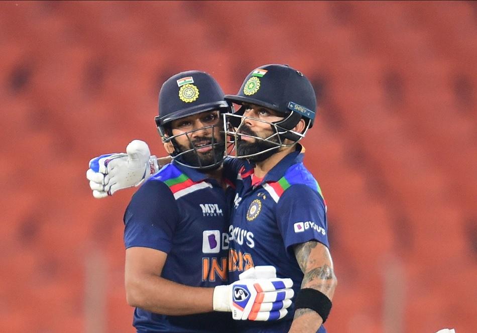 Virat Kohli-Rohit Sharma wonderful opening pairs, but what is it mean for Shikhar Dhawan