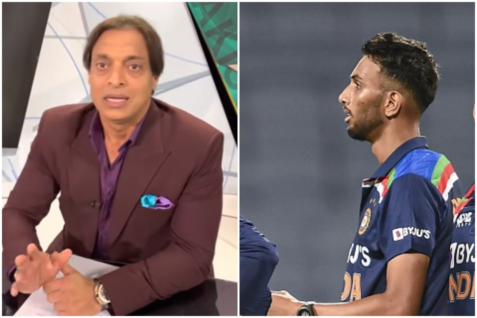 IND vs ENG: Shoaib Akhtar is happy how Prasidh Krishna bounce back in first ODI