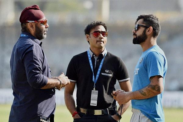 भारत के फर्स्ट चॉइस टेस्ट विकेटकीपर पर बात-