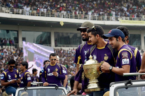कोलकाता नाइट राइडर्स 2014