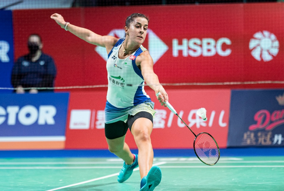 All England Open Pv Sindu Can Take Advantage As Carolina Martin Pulls Out