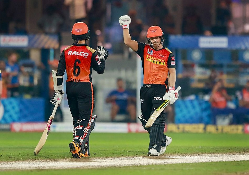 IPL 2021: David Warner shares Video of SRH highlights, also wishes for reach in final again