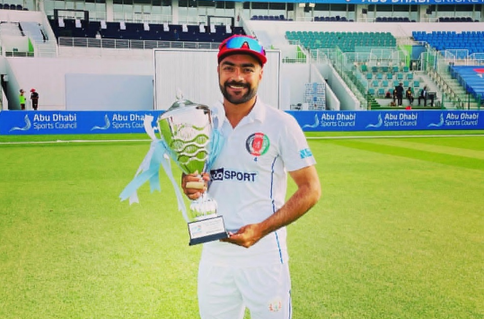 AFG vs ZIM: Rashid Khan threw the most overs in a Test in 21st century, Afghanistan won by 6 wickets