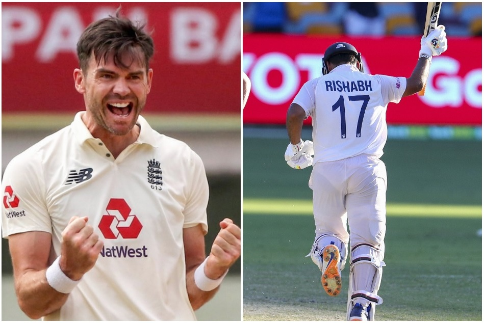 Harbhajan Singh says Rishabh Pant reverse sweep will give pain to James Anderson after retirement