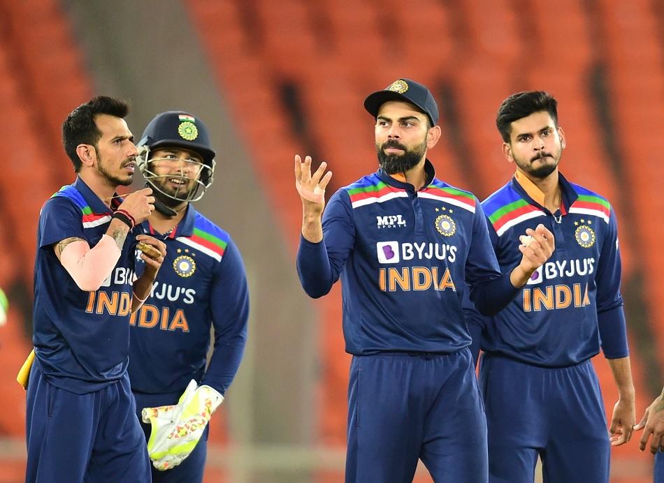 फिटनेस टेस्ट में बुरी तरह फेल हुई थी भारतीय टीम
