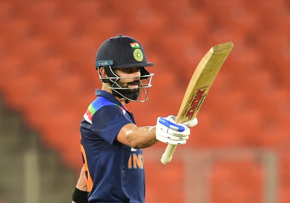 ICC latest T20I Rankings: Virat Kohli only batsman in top 5 in all three format