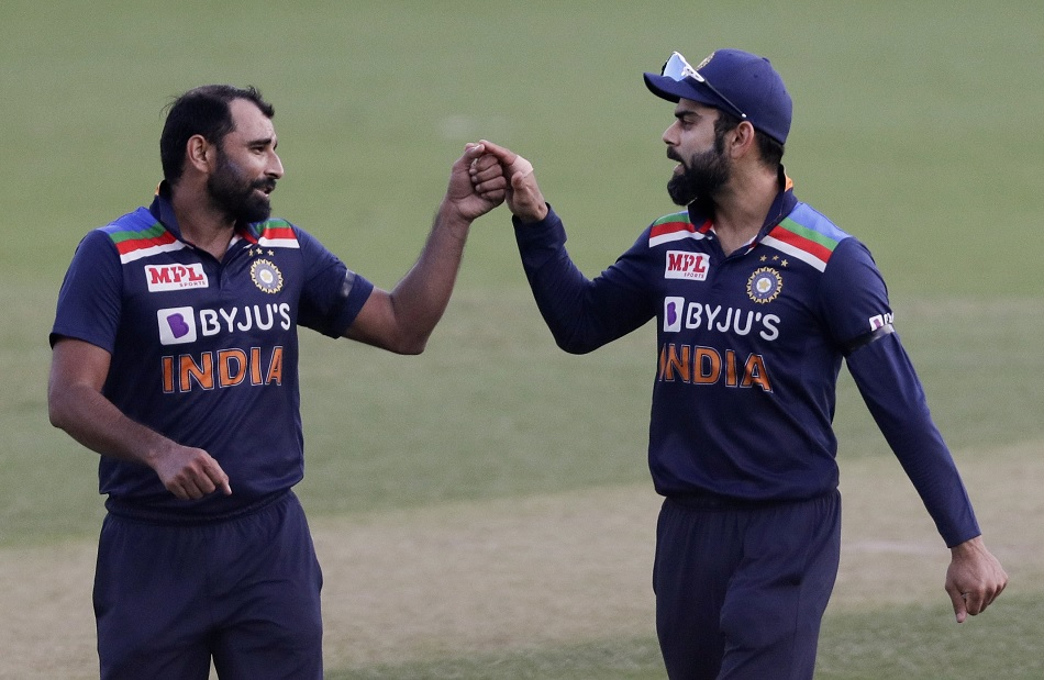 Mohammed Shami says You can rely on Team India youngsters, even if senior players retires now