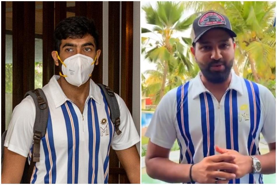 IPL 2021: Mumbai Indians lands in Chennai, Rohit Sharma says city to Vanakkam