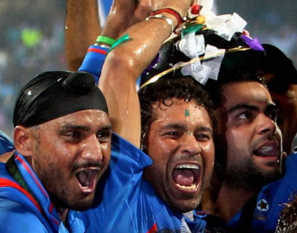 Harbhajan Singh shares ticket incident with Shoaib Akhtar in 2011 world cup