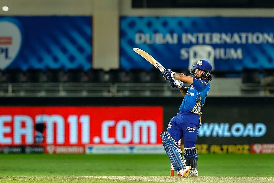 मुंबई के लिये सबसे तेज अर्धशतक लगाने वाले बल्लेबाज बने ईशान किशन