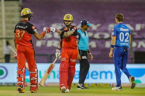 रॉयल चैलेंजर्स बेंगलुरु टीम की प्लेइंग इलेवन-