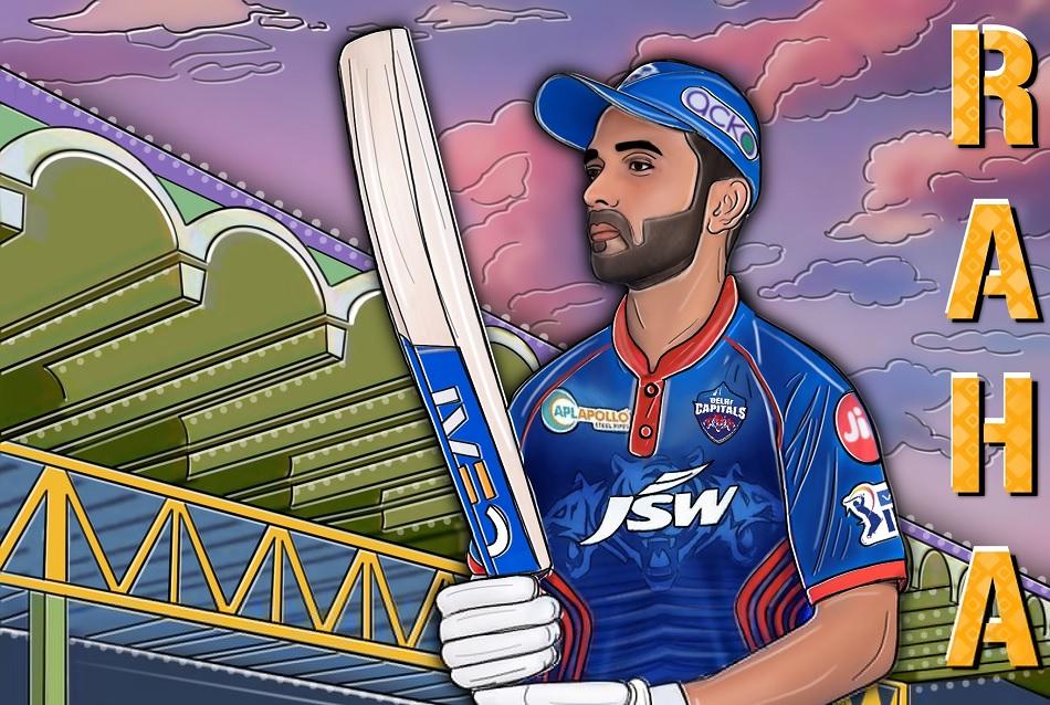 IPL 2021, DC vs CSK: अजिंक्य रहाणे ने पूरे किए आईपीएल में अपने 150 मैच
