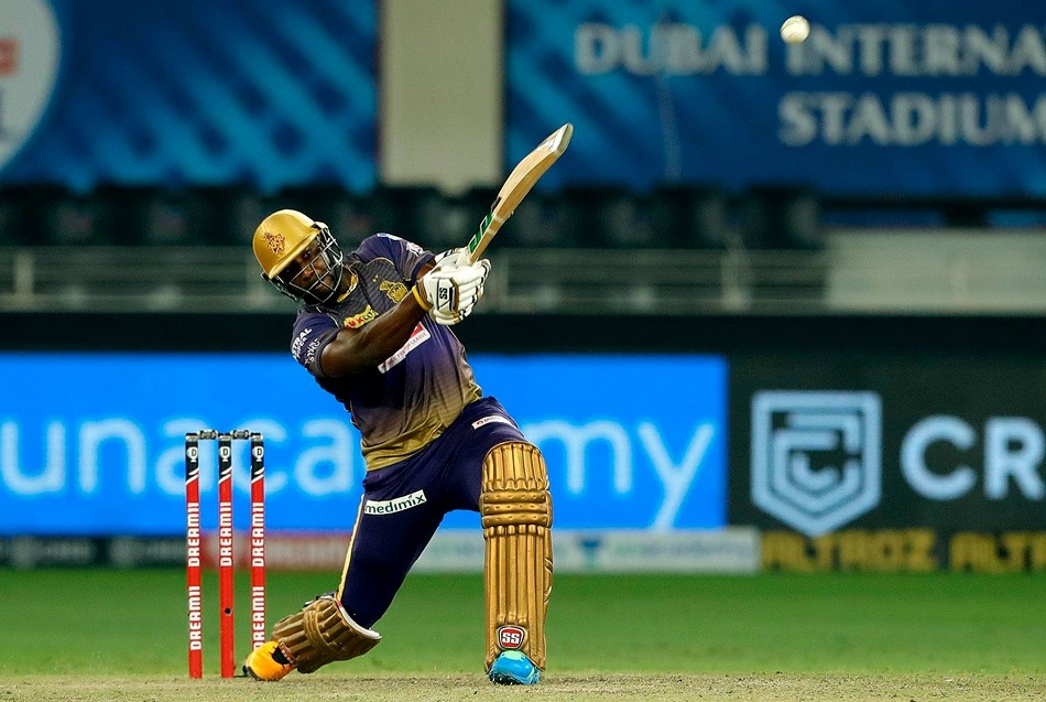 IPL 2021 KKR vs SRH: Andre Russell new blonde hairstyle ahead of team first match
