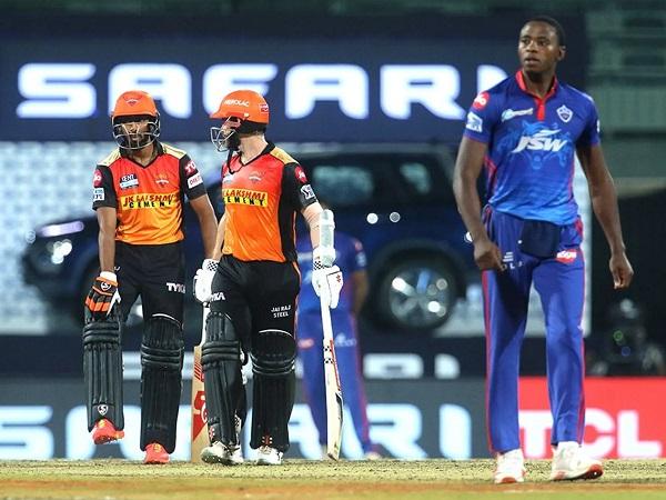 जीता हुआ मैच हार गया हैदराबाद
